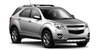 2012 Chevrolet Equinox LTZ FWD 4dr LTZ Gas/Ethanol I4 2.4/147 [0]