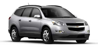 2011 Chevrolet Traverse LT w/2LT