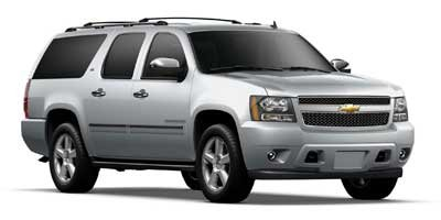 2010 Chevrolet Suburban LTZ Air Suspension LockingLimited Slip Differential Four Wheel Drive To