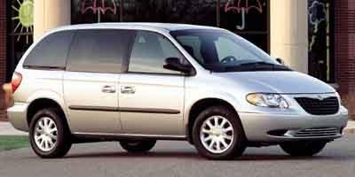 2001 Chrysler Voyager LX Front Wheel Drive Tires - Front All-Season Tires - Rear All-Season Temp