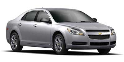 2012 Chevrolet Malibu LS with 1LS Front Wheel Drive Power Steering ABS 4-Wheel Disc Brakes Whee