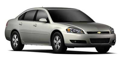 2010 Chevrolet Impala LT PREFERRED EQUIPMENT GROUP  includes Standard Equipment Front Wheel Drive