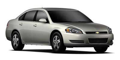 2010 Chevrolet Impala LS PREFERRED EQUIPMENT GROUP  includes Standard Equipment Front Wheel Drive