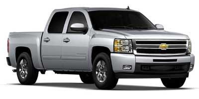 """2012 Chevrolet Silverado 1500 LTZ 2WD Crew Cab 143.5"""" LTZ Gas/Ethanol V8 5.3L/323 [1]"""
