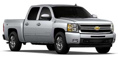 """2012 Chevrolet Silverado 1500 LTZ 4WD Crew Cab 143.5"""" LTZ Gas/Ethanol V8 6.2L/378 [2]"""