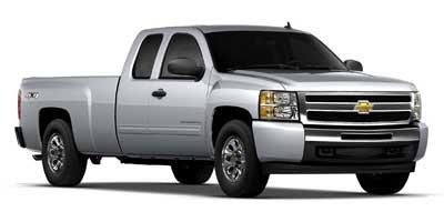 2011 Chevrolet Silverado 1500 LT 4WD Ext Cab 143.5″ LT Gas/Ethanol V8 5.3L/323 [5]
