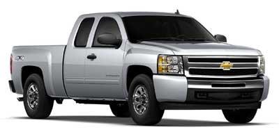 2010 Chevrolet Silverado 1500 LT 4WD Ext Cab 143.5″ LT Gas/Ethanol V8 4.8L/293 [13]