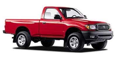 2002 Toyota Tacoma PreRunner Rear Wheel Drive Tires - Front All-Season Tires - Rear All-Season S