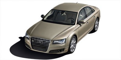 2013 Audi A8 30L Supercharged All Wheel Drive Air Suspension Power Steering 4-Wheel Disc Brake
