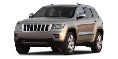 2012 Jeep Grand Cherokee Overland Four Wheel Drive Tow Hitch Power Steering ABS 4-Wheel Disc Br