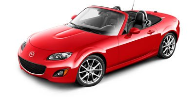 2011 Mazda MX-5 Miata Sport Rear Wheel Drive Power Steering 4-Wheel Disc Brakes Aluminum Wheels
