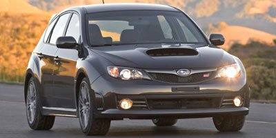 2010 Subaru Impreza Wagon WRX WRX STI Turbocharged All Wheel Drive LockingLimited Slip Different