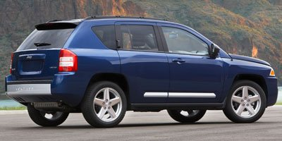 2010 Jeep Compass FWD 4dr Sport Front Wheel Drive Power Steering Aluminum Wheels Tires - Front A