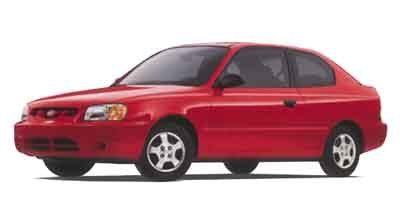 2002 Hyundai Accent L Front Wheel Drive Tires - Front All-Season Tires - Rear All-Season Tempora