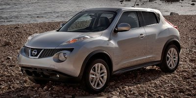 2011 Nissan JUKE  Turbocharged Front Wheel Drive Power Steering 4-Wheel Disc Brakes Aluminum Wh