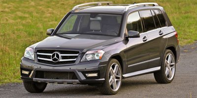 2012 Mercedes GLK-Class GLK350 RWD ABS 4-Wheel Air Conditioning Alloy Wheels AMFM Stereo Bl