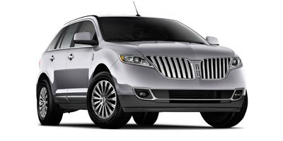 2012 Lincoln MKX Sport Utility 4D Keyless Entry Power Door Locks Keyless Start All Wheel Drive