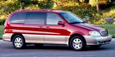 2002 Kia Sedona  Front Wheel Drive Tires - Front All-Season Tires - Rear All-Season Power Steeri