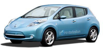 2013 Nissan LEAF SL 4dr HB SL Electric