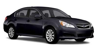 2011 Subaru Legacy 3.6R w/Limited Pkg