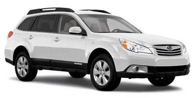 2012 Subaru Outback 25i Limited All Wheel Drive Power Steering 4-Wheel Disc Brakes Aluminum Whe