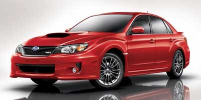2011 Subaru Impreza Sedan WRX WRX Turbocharged All Wheel Drive Power Steering 4-Wheel Disc Brake