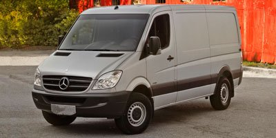 2013 Mercedes Sprinter Cargo Vans  Turbocharged Rear Wheel Drive 4-Wheel Disc Brakes Tow Hooks