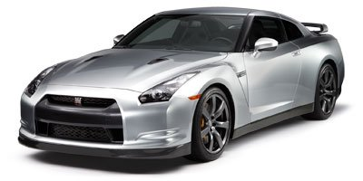 2011 Nissan GT-R Premium Turbocharged All Wheel Drive Active Suspension Power Steering 4-Wheel