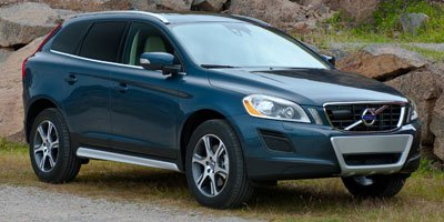 2013 Volvo XC60 L Power Steering 4-Wheel Disc Brakes Aluminum Wheels Tires - Front All-Season T