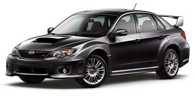 2012 Subaru Impreza Sedan WRX  Turbocharged LockingLimited Slip Differential All Wheel Drive Po