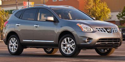 2011 Nissan Rogue S FWD 4dr S Gas I4 2.5L/152 [14]