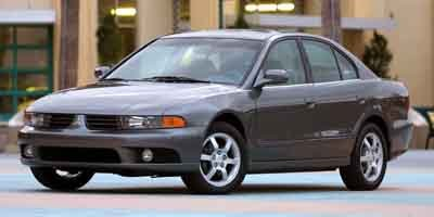 2002 Mitsubishi Galant ES V6 Front Wheel Drive Engine Immobilizer Tires - Front Performance Tire