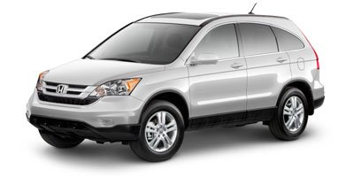 2011 Honda CR-V EX-L Front Wheel Drive Power Steering 4-Wheel Disc Brakes Aluminum Wheels Tires