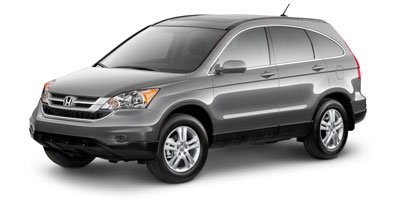 2011 Honda CR-V EX-L Four Wheel Drive Power Steering 4-Wheel Disc Brakes Alu