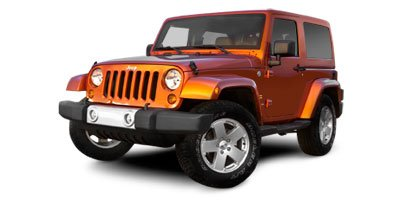 2012 Jeep Wrangler Sport SUV 2D Four Wheel Drive Tow Hooks Power Steering 4-Wheel Disc Brakes T