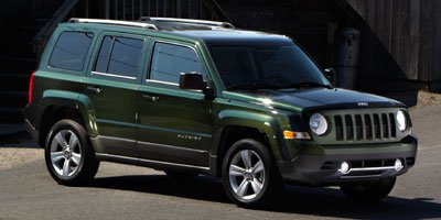 2012 Jeep Patriot Latitude Front Wheel Drive Power Steering ABS 4-Wheel Disc Brakes Aluminum Wh