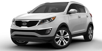 2012 Kia Sportage LX All Wheel Drive Tow Hooks Power Steering 4-Wheel Disc Brakes Aluminum Whee