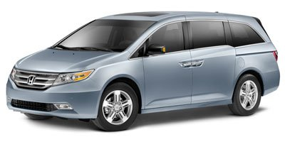 2011 Honda Odyssey Touring Front Wheel Drive Power Steering 4-Wheel Disc Brakes Aluminum Wheels