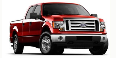 2011 Ford F-150 XLT Rear Wheel Drive Power Steering 4-Wheel Disc Brakes Tires - Front All-Season