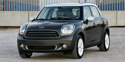 2011 MINI Cooper Countryman S Turbocharged Front Wheel Drive Keyless Start Power Steering 4-Whe