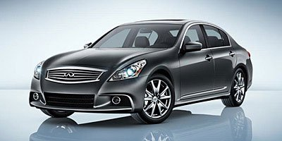 2012 Infiniti G37 Sedan Journey RWD Rear Wheel Drive Tow Hooks Power Steering 4-Wheel Disc Brake