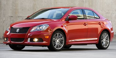2013 Suzuki Kizashi SLS Sport All Wheel Drive Power Steering 4-Wheel Disc Brakes Aluminum Wheels