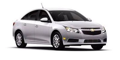 2013 Chevrolet Cruze 1LT 4dr Sdn LT Turbo w/1SA Turbocharged Gas I4 1.4L/83 [13]
