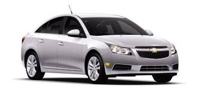 2013 Chevrolet Cruze LTZ Turbocharged Keyless Start Front Wheel Drive Power Steering 4-Wheel Di