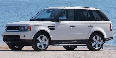 2011 Land Rover Range Rover Sport HSE Keyless Start Four Wheel Drive Tow Hitch Air Suspension P