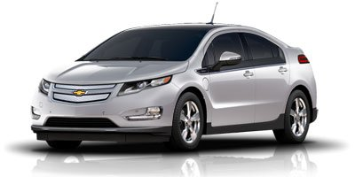 2011 Chevrolet Volt Base Crystal Red Metallic Tintcoat