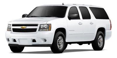 2012 Chevrolet Suburban Commercial