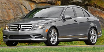 2011 Mercedes C-Class C300 4MATIC AWD Sedan All Wheel Drive Power Steering ABS 4-Wheel Disc Brak