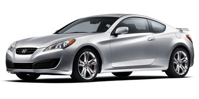 2011 Hyundai Genesis Coupe 20T Turbocharged Rear Wheel Drive Power Steering 4-Wheel Disc Brakes