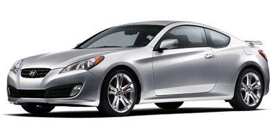 2011 Hyundai Genesis Coupe Grand Touring w/Blk Lth